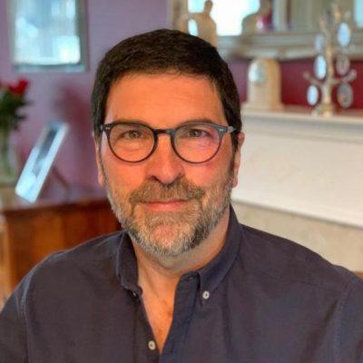 Multiple Sclerosis (MS) writer Martin Baum
